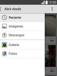Envía fotos, videos y audio por mensaje de texto - LG L20 - Passo 15