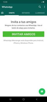 Configuración de Whatsapp - Samsung Galaxy A50 - Passo 11
