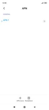 Configura el Internet - Xiaomi Redmi Note 9 Pro - Passo 8