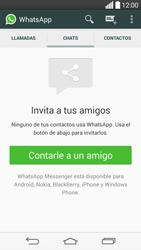 Configuración de Whatsapp - LG G3 Beat - Passo 10