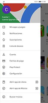 Cambiar configuración de actualizaciones de aplicaciones - Huawei P30 Pro - Passo 4