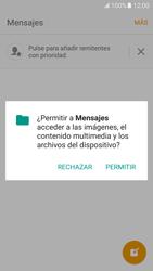 Envía fotos, videos y audio por mensaje de texto - Samsung Galaxy S7 - G930 - Passo 4
