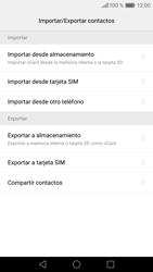 ¿Tu equipo puede copiar contactos a la SIM card? - Huawei P9 - Passo 5