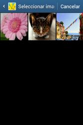 Envía fotos, videos y audio por mensaje de texto - Samsung Galaxy Fame GT - S6810 - Passo 17