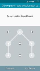 Desbloqueo del equipo por medio del patrón - Samsung Galaxy A3 - A300M - Passo 10