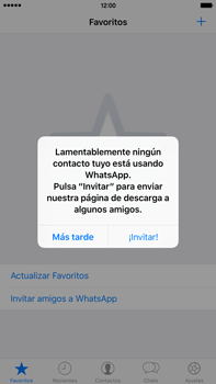 Configuración de Whatsapp - Apple iPhone 6 Plus - Passo 15