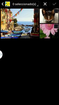 Envía fotos, videos y audio por mensaje de texto - Samsung Galaxy Note Neo III - N7505 - Passo 17