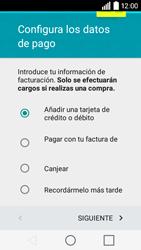 Crea una cuenta - LG C50 - Passo 16