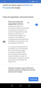 Crea una cuenta - Huawei P30 Lite - Passo 17