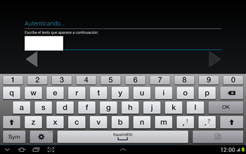 Crea una cuenta - Samsung Galaxy Note 10-1 - N8000 - Passo 20