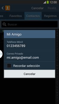 Envía fotos, videos y audio por mensaje de texto - Samsung Galaxy Note Neo III - N7505 - Passo 6