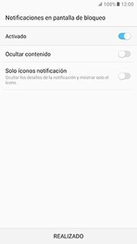 Desbloqueo del equipo por medio del patrón - Samsung Galaxy A7 2017 - A720 - Passo 11
