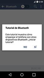 Conecta con otro dispositivo Bluetooth - LG K4 - Passo 5