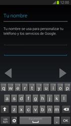 Crea una cuenta - Samsung Galaxy S 3  GT - I9300 - Passo 5