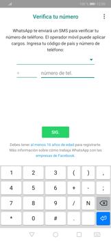 Configuración de Whatsapp - Huawei P30 - Passo 5