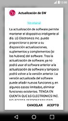 Actualiza el software del equipo - LG X Power - Passo 8