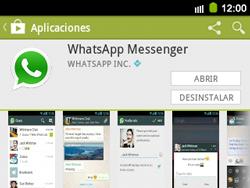 Instala las aplicaciones - Samsung Galaxy Y Pro GT - B5510 - Passo 19