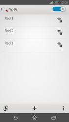 Configura el WiFi - Sony Xperia Z3 Compact - Passo 6