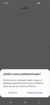 Configura el Internet - Samsung S10+ - Passo 22