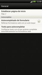 Configura el Internet - HTC One S - Passo 24