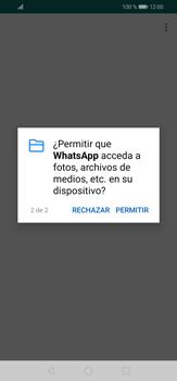 Configuración de Whatsapp - Huawei P30 Lite - Passo 9