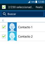 ¿Tu equipo puede copiar contactos a la SIM card? - Samsung Galaxy Core Prime - G360 - Passo 11