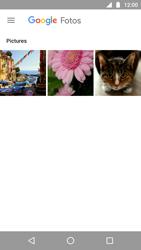 Transferir fotos vía Bluetooth - Motorola Moto G5 - Passo 4