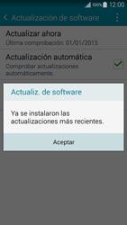 Actualiza el software del equipo - Samsung Galaxy A3 - A300M - Passo 10
