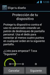 Desbloqueo del equipo por medio del patrón - Motorola RAZR D1 XT914 - Passo 7