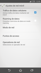 Configura el Internet - Sony Xperia Z2 D6503 - Passo 7