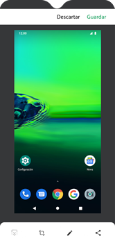 Tomar una captura de pantalla - Motorola Moto G8 Play (Single SIM) - Passo 3