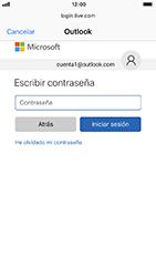 Configura tu correo electrónico - Apple iPhone 8 - Passo 8