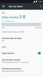 Desactiva tu conexión de datos - Motorola Moto C - Passo 4