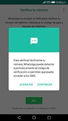 Configuración de Whatsapp - Huawei P10 - Passo 8