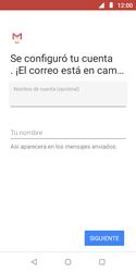Configura tu correo electrónico - Motorola Moto E5 Play - Passo 13