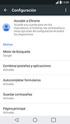 Configura el Internet - LG G5 - Passo 23