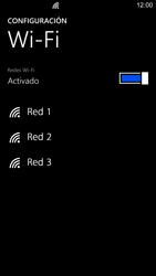 Configura el WiFi - Nokia Lumia 1520 - Passo 6