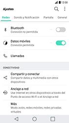 Configura el hotspot móvil - LG G5 SE - Passo 3