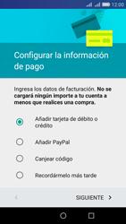 Crea una cuenta - Huawei Y6 - Passo 15