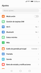 Desactiva tu conexión de datos - Huawei P9 Lite 2017 - Passo 2