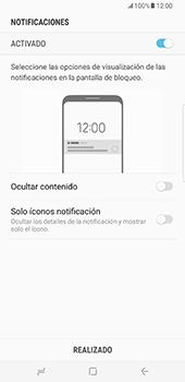 Desbloqueo del equipo por medio del patrón - Samsung Galaxy S8+ - Passo 11