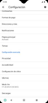 Limpieza de explorador - Motorola Moto G8 Play (Single SIM) - Passo 9