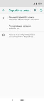 Conecta con otro dispositivo Bluetooth - Motorola One Vision (Single SIM) - Passo 5