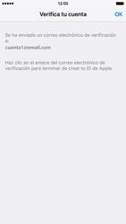 Crea una cuenta - Apple iPhone 6s - Passo 23