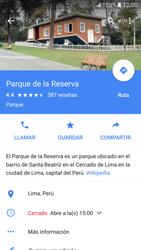 Uso de la navegación GPS - Samsung Galaxy S7 - G930 - Passo 10