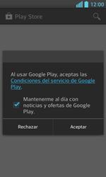 Instala las aplicaciones - LG Optimus L5 II - Passo 4