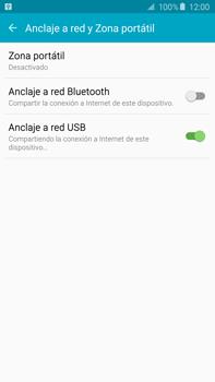 Comparte la conexión de datos con una PC - Samsung Galaxy Note 5 - N920 - Passo 7