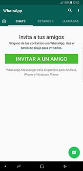 Configuración de Whatsapp - Samsung Galaxy Note 8 - Passo 13