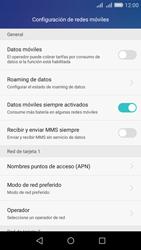 Desactiva tu conexión de datos - Huawei Y6 - Passo 5