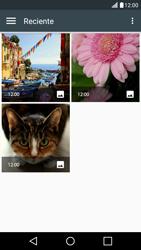 Envía fotos, videos y audio por mensaje de texto - LG K10 - Passo 14
